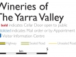 Yarra Valley Wineries Key