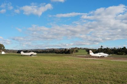 Coldstream Airport 03