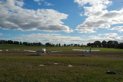 Coldstream Airport 04