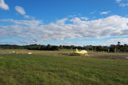 Coldstream Airport 09