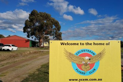 Coldstream Airport 10