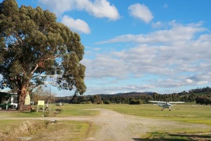 Coldstream Airport 11