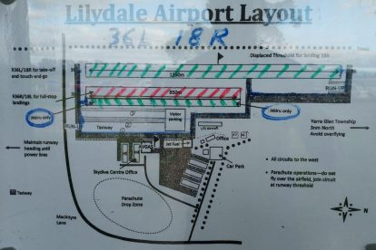 Lilydale airport 11