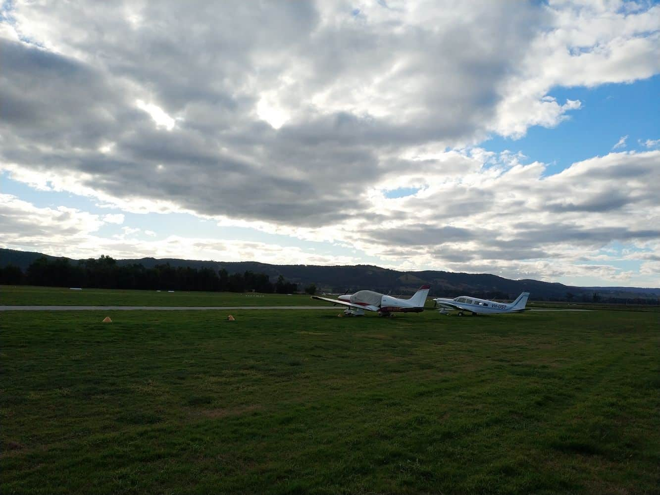 Lilydale airport 12