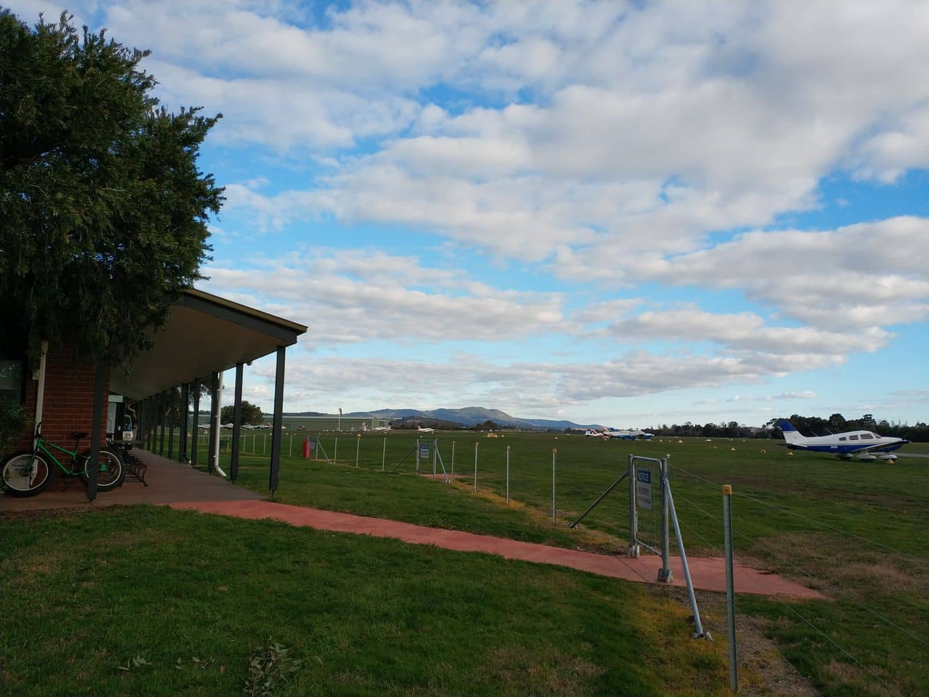 Lilydale airport 13