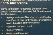 Badger Creek Blueberry Farm