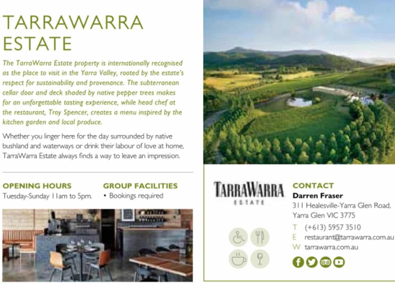 TarraWarra Estate 01