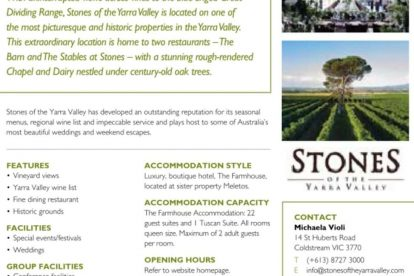 Stones of the Yarra Valley 01
