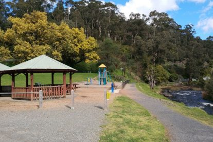 Yarra River Walk 02