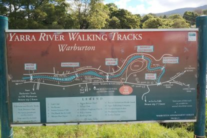 Yarra River Walk 03