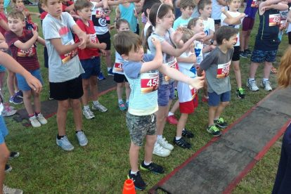 Warburton Up and Running Fun Run 2