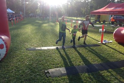 Warburton Up and Running Fun Run 4